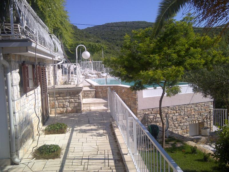 Building exterior - Studio apartment of villa Sonia & Teo 2+2 - Hvar - rentals
