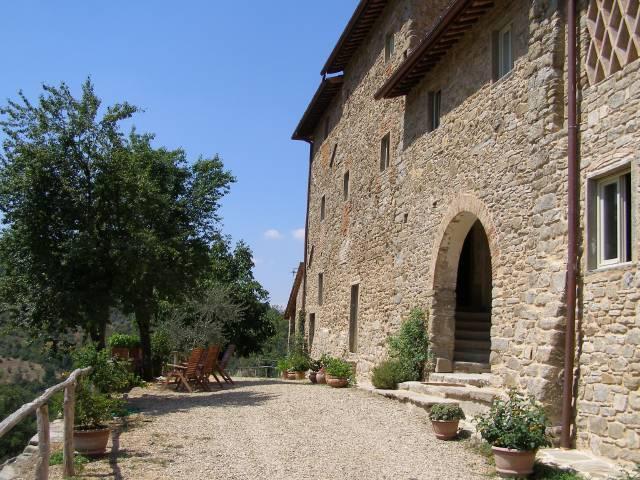Property exterior - 1 bed apartment in Tuscany (BFY13244) - Consuma - rentals