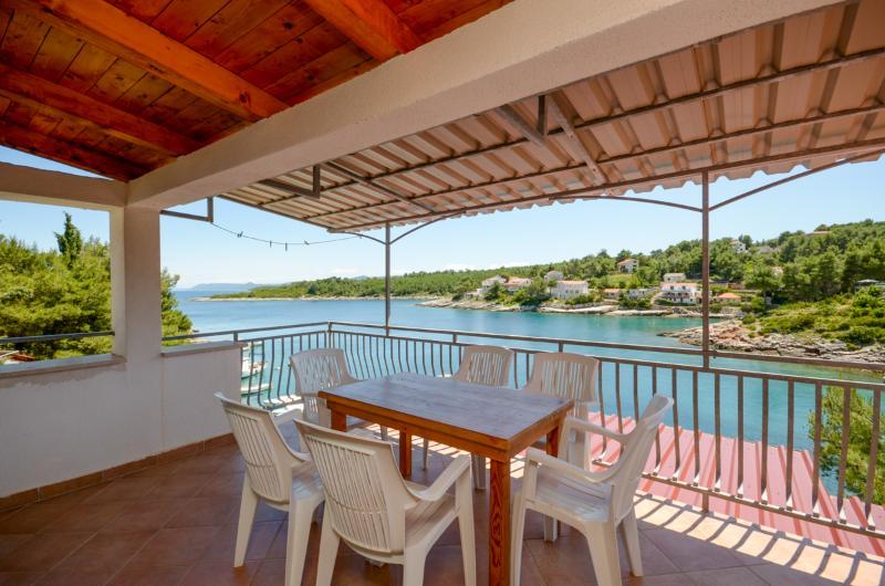 Apartments Ivo - 38671-A7 - Image 1 - Cove Basina (Jelsa) - rentals