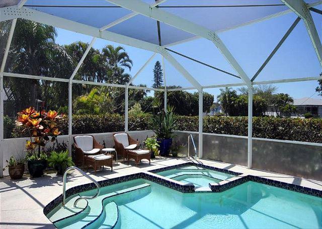 Spa - Ground level home in Beachview Estates - Sanibel Island - rentals