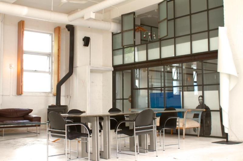 Hip Trinity Bellwoods Loft in Converted Factory - Image 1 - Toronto - rentals