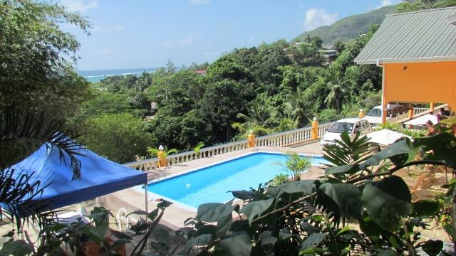 view - Your home away from home - Mahe Island - rentals