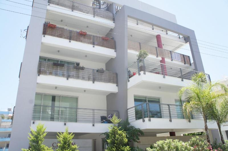 The building - Amazing and well located (Dog Friendly) Penthouse - Limassol - rentals