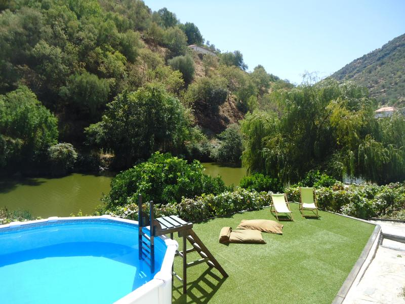 Swimming pool - Portugal - Douro Region - Pinhão - Amazing Cottage - Pinhao - rentals
