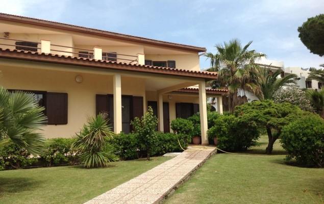 Front Villa - Sardinia - Villa Rob, alluring Villa sea view by the beach - Pula - rentals
