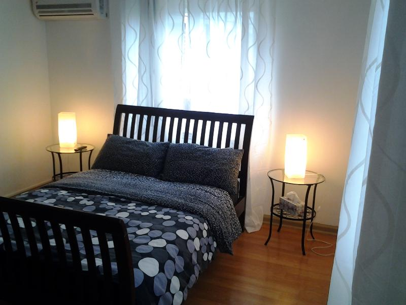 Bedroom - Sunny, contemporary apartment with large patio - New York City - rentals