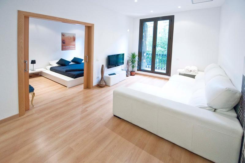 BCNinternet 2-bedroom apartment - Image 1 - Barcelona - rentals