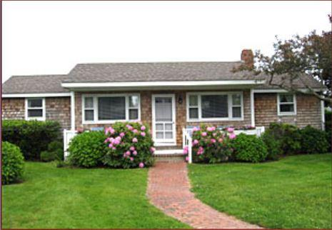 Front of cottage - Cottage  8/30-9/6 or Special Labor Day rate - Nantucket - rentals