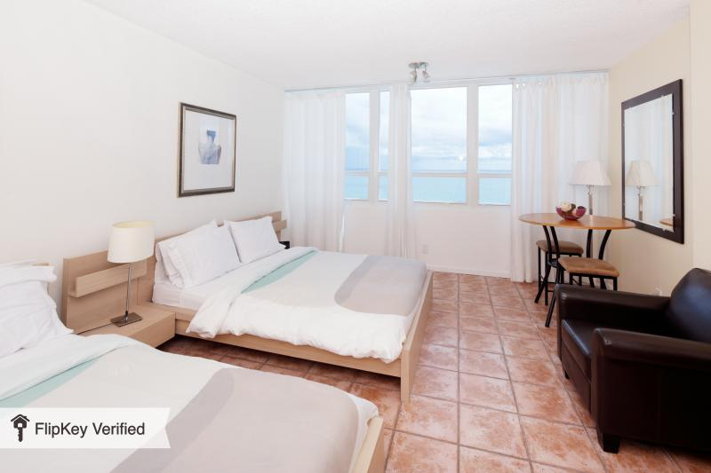 Ocean View Studio 1701 - Image 1 - Miami Beach - rentals