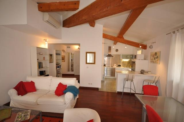Apartment Thiers, Quiet Cours Mirabeau Vacation Re - Image 1 - Aix-en-Provence - rentals