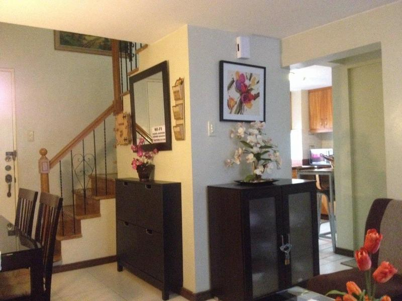 at the living room - A classy 2 Bedroom Condo in the heart of Metro Manila with free wifi - Manila - rentals