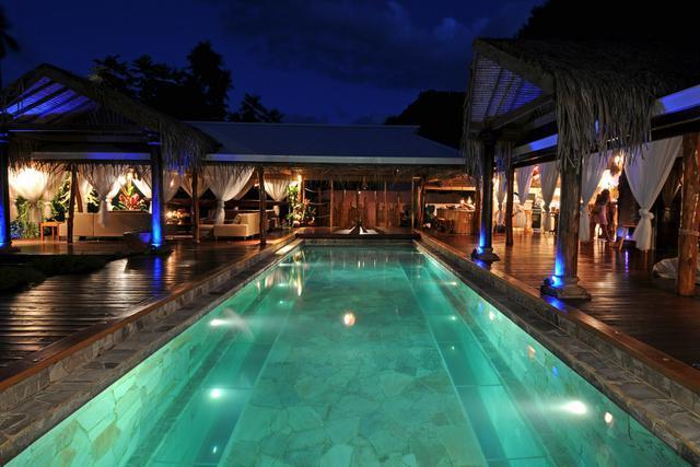 Villa Tiahura - pool & jacuzzi - 4 bedrooms - NEW! - Image 1 - Hauru - rentals
