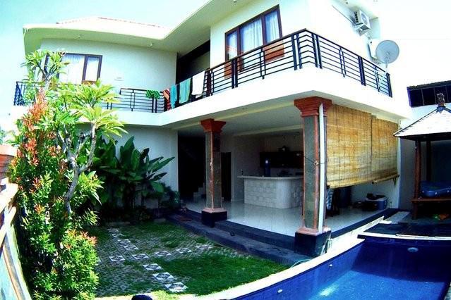 Beautiful Villa with Incredible view of Rice Paddy - Image 1 - Kerobokan - rentals