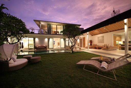 The Villa - Yearly Rental 4bedroom Villa in Petitenget, Bali - Seminyak - rentals