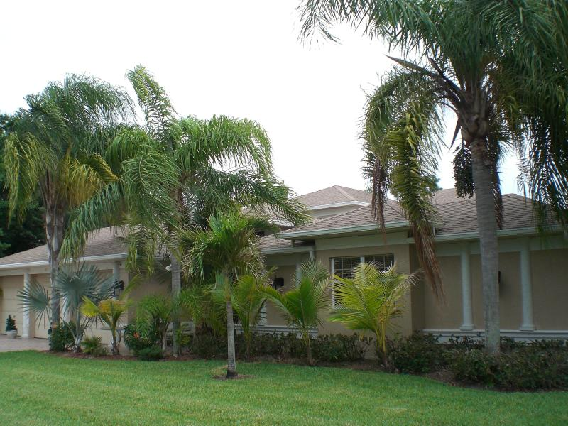 main entrance - Exclusive executive villa in lovely gated community - Fort Myers - rentals