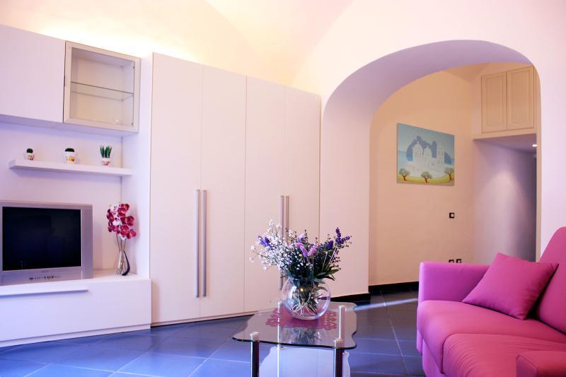 AMETISTA livingroom - Ischia domus apartments - Ischia - rentals