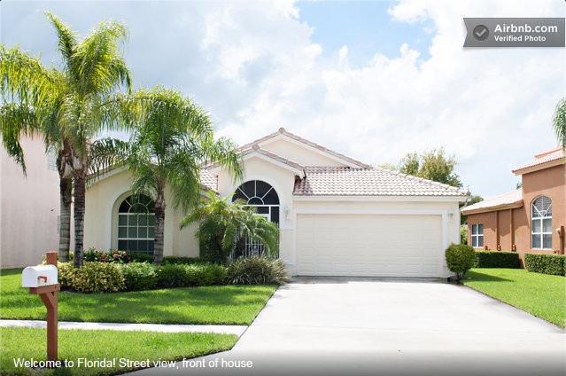 Tranquil, spacious Florida living - Image 1 - Royal Palm Beach - rentals