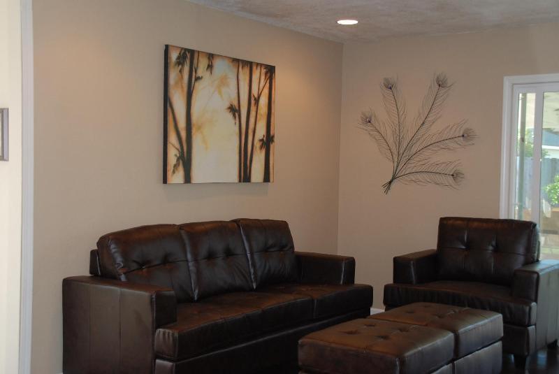 Living Room - Exquisite House near Disneyland.... - Anaheim - rentals