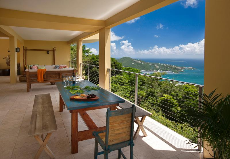 Outrigger House | Mafolie Estates, St. Thomas, USVI | 5 Bedrooms, 5.5 Baths - Image 1 - Saint Thomas - rentals