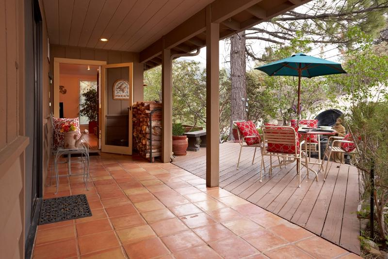 Front of Home - Idyllwild Lodge - 4 Bedrooms and Spa - Idyllwild - rentals