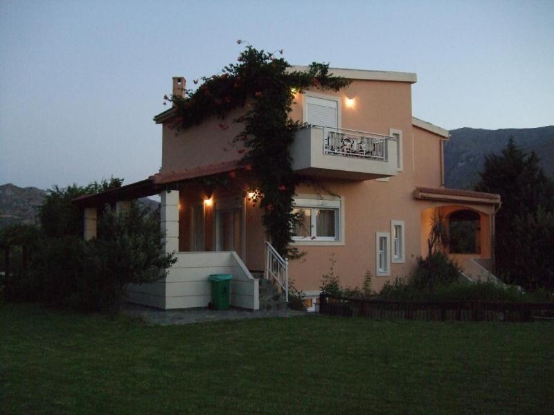 west side HOUSE - VILLA AURORA CRETE/ - BEST LOCATION NATURA CRETE - Agkouseliana - rentals