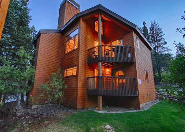 Alpine Meadows Riverfront - Image 1 - Lake Tahoe - rentals
