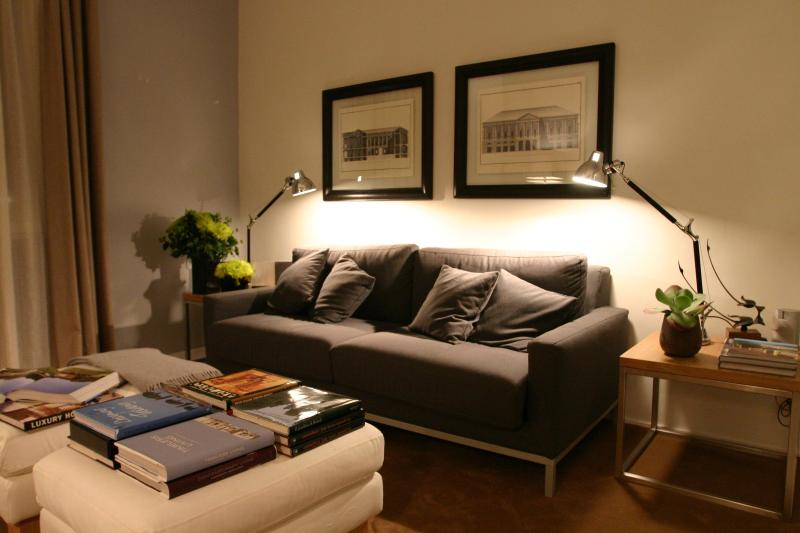 Living Room - Suite la Spada, Luxurious Runaway near the Dome - Florence - rentals