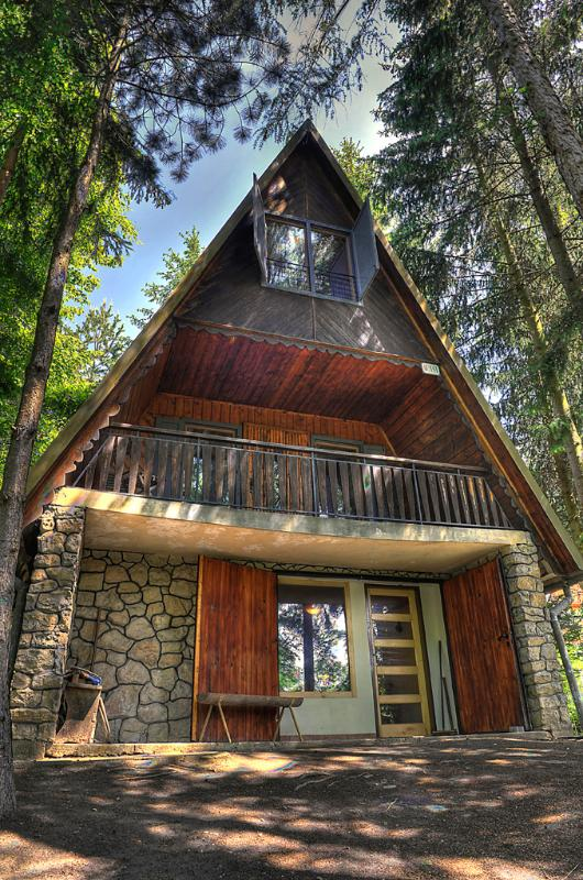 Front - Cottage in the forest near Trencín, Slovakia - Trencianske Teplice - rentals