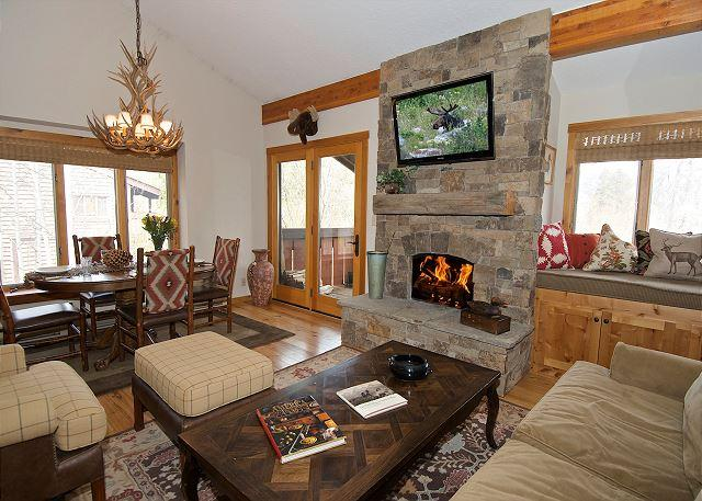 Contemporary Western condo tucked into the relaxed Aspens - Image 1 - Wilson - rentals