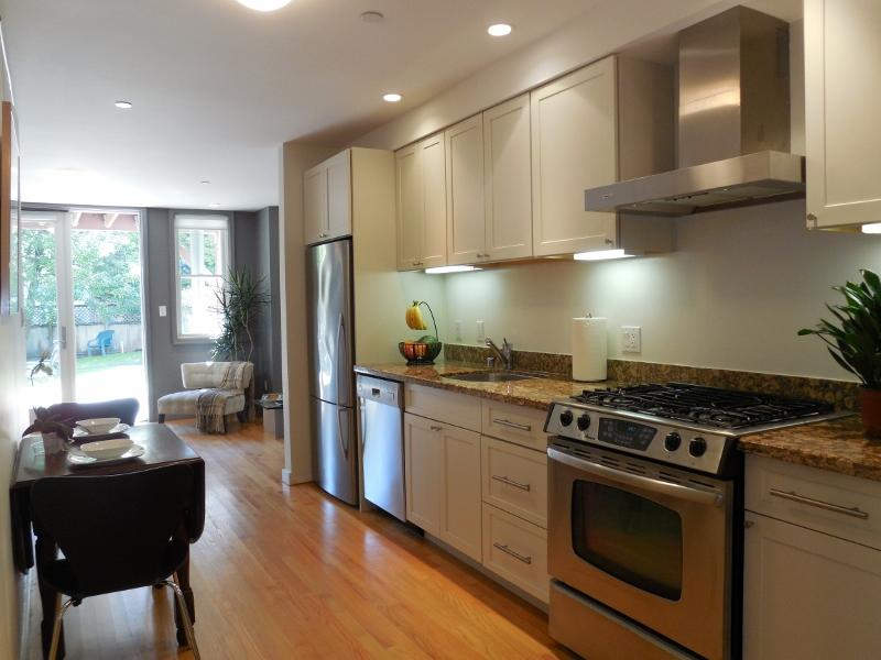 Great location!!! Pacific Heights Garden Apartment - Image 1 - San Francisco - rentals
