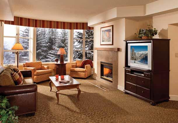 Marriott Streamside 2bd Villa sleeps 8 - Image 1 - Vail - rentals