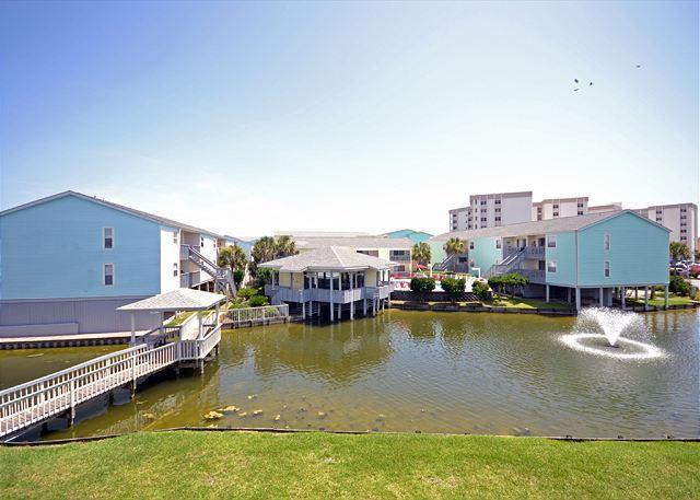 Villas on the Gulf E2 - Image 1 - Pensacola Beach - rentals