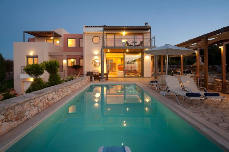 Luxury Villa Serenity In Rethymno Crete - Image 1 - Rethymnon Prefecture - rentals