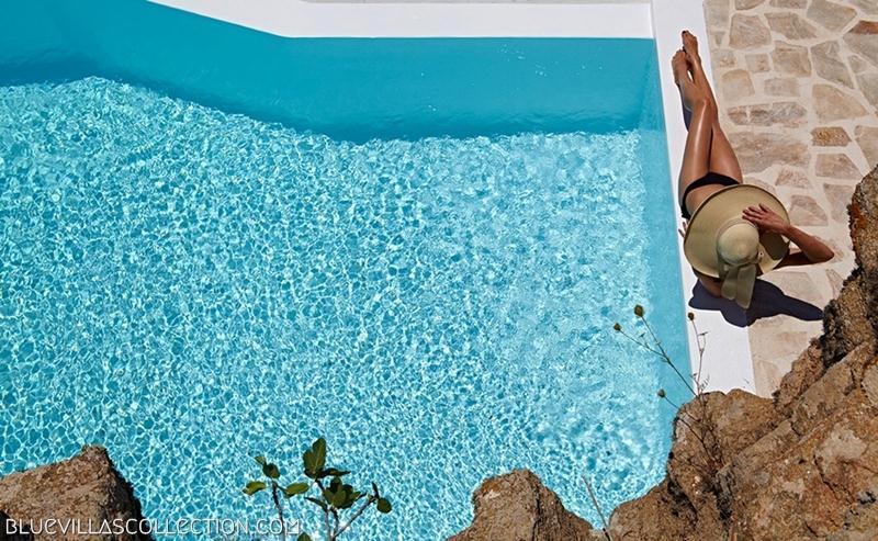 Moon Illusion -  High standard villa in Mykonos - Image 1 - Mykonos Town - rentals
