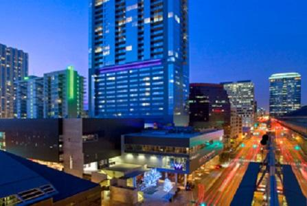 W RESIDENCE Downtown Highrise for Formula 1 Wkend! - Image 1 - Austin - rentals