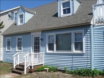 FRONT EXTERIOR VIEW - 12554-Georgiou 95244 - Beach Haven - rentals