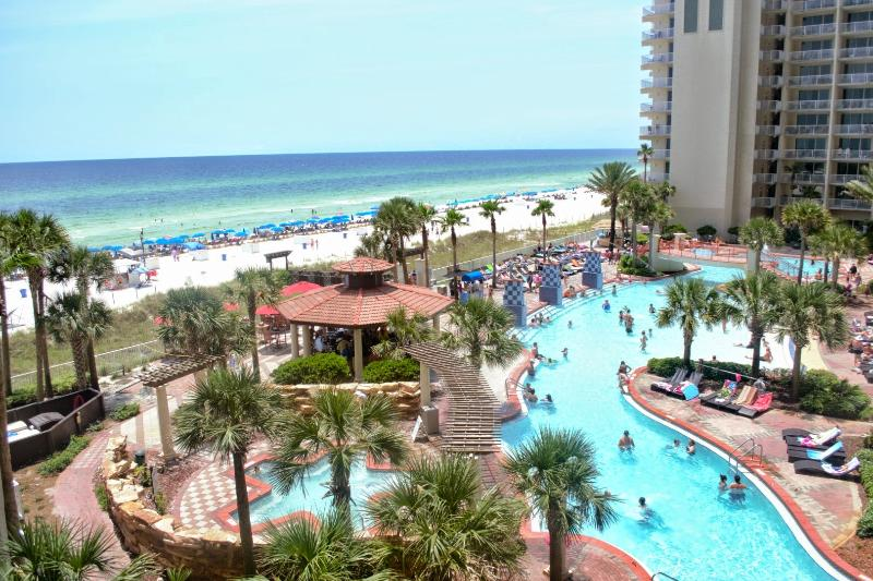 Amazing views from the balcony - $1300/week Spring RATE! Booking Spring NOW! 427 - Panama City Beach - rentals