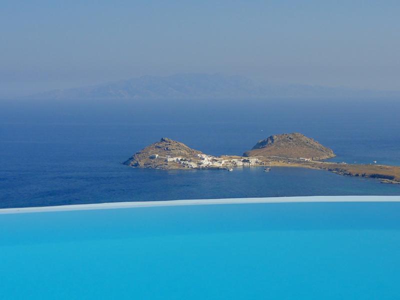 Lilium - 205sqm luxurious villa in Mykonos island - Image 1 - Kalafatis - rentals