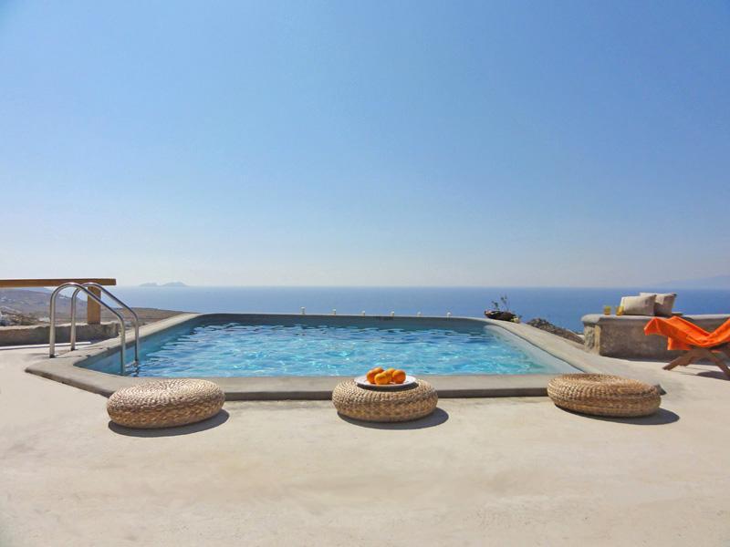 Irida - Spacious and newly built villa in Mykonos - Image 1 - Kalafatis - rentals