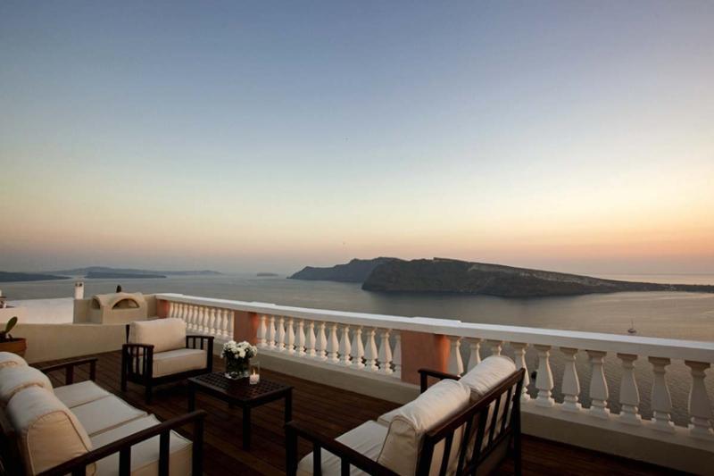 Oia Villa-High end luxury villa in Santorini - Image 1 - Santorini - rentals