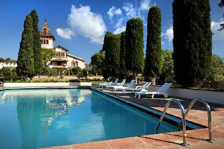 Unique Estate with Pool - Clos La Plana - Surrounded by Vineyards & Gardens - Image 1 - Sitges - rentals