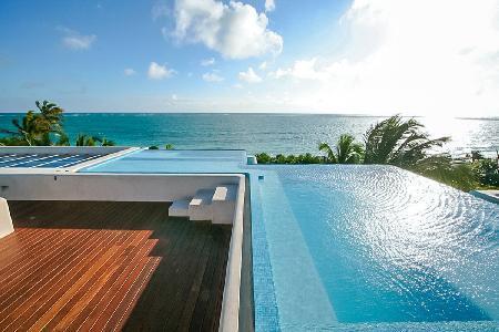 Casa Ikal - Stunning Beachfront Villa on 5 Acre Estate with Double Infinity Pool - Image 1 - Sian Ka'an - rentals