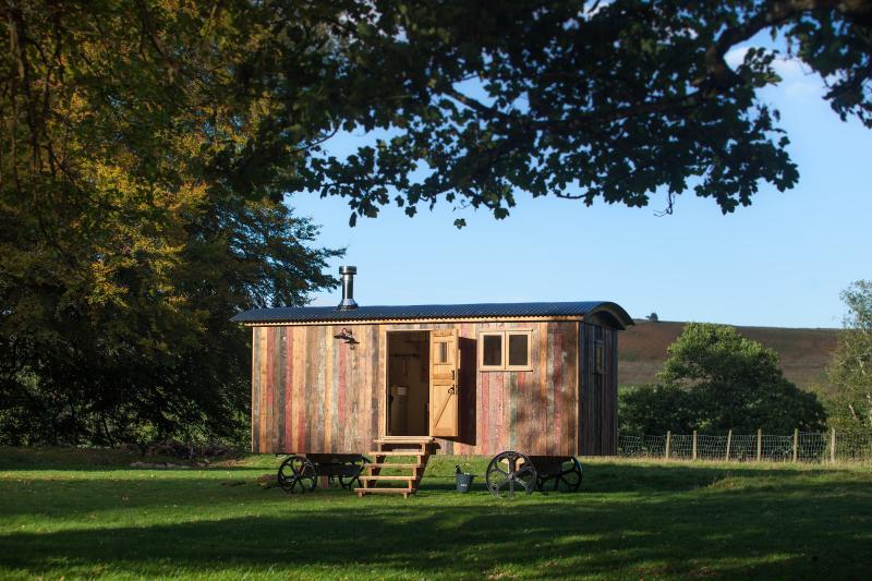 Hesleyside Huts - Hesleyside Huts - Northumberland National Park - rentals