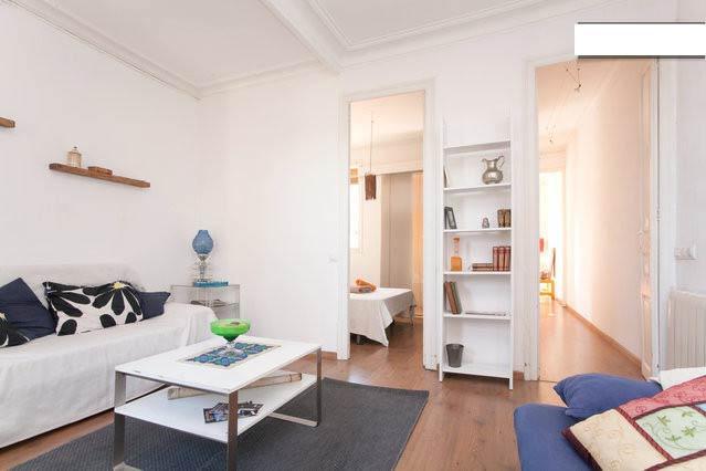 Apartamento luminoso en Vila de Gràcia - Image 1 - Barcelona - rentals