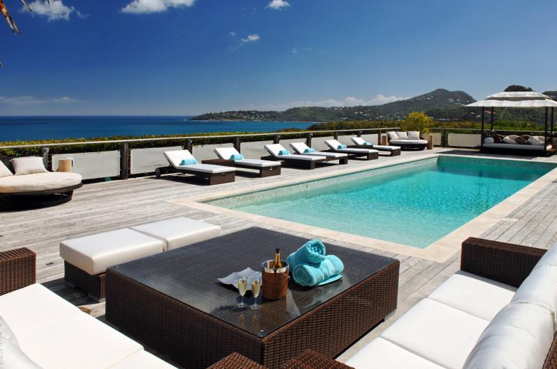 St. Barth 6BD Beautiful Villa (3200) - Image 1 - Anse Des Cayes - rentals