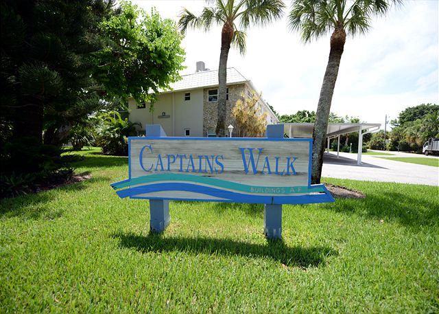 Captains Walk - Quiet east end condo at Captains Walk - Sanibel Island - rentals