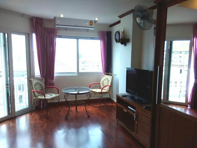 Beautiful apartment (1047) in centre of Jomtien - Image 1 - Jomtien Beach - rentals