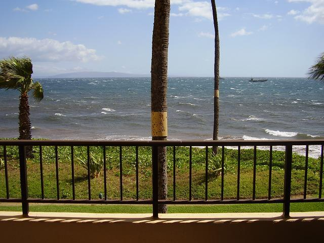 Sugar Beach Resort 1 Bedroom Ocean Front 221 - Sugar Beach Resort 1 Bedroom Ocean Front 221 - Kihei - rentals