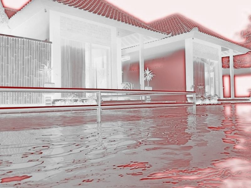 Pool-side - Kopi Kats Private Family Pool-side Villa in Ubud. - Ubud - rentals