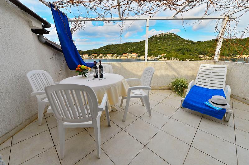 Apartments Ratko - 53931-A3 - Image 1 - Lastovo - rentals